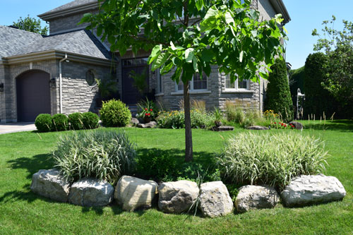 Paving and landscaping service in Rosemere